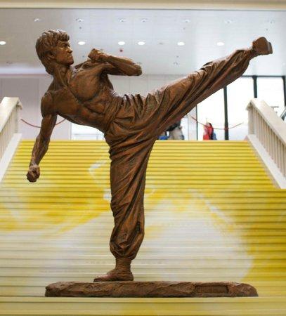 Hong Kong Heritage Museum: Bruce Lee, The Kung Fu Master