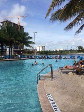 Crowne Plaza Hollywood Beach: Piscina do Hotel