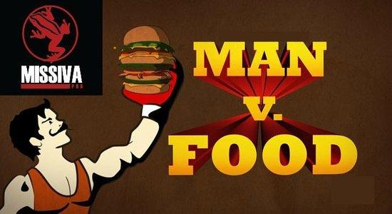 missiva pub osteria birreria man vs food
