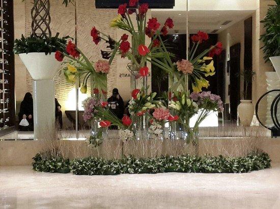 Swissotel Makkah : Reception