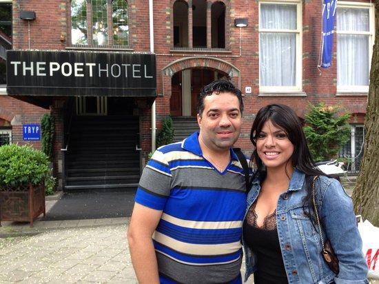 Max Brown Hotel Museum Square: Amigos