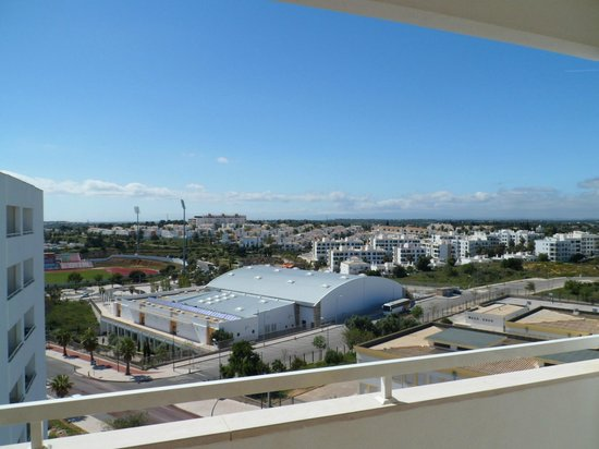 Janelas do Mar Apartments: View over the town and country