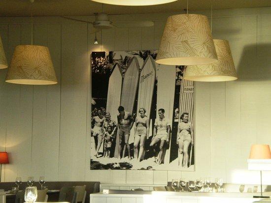 Le Surfing: Na decoração o