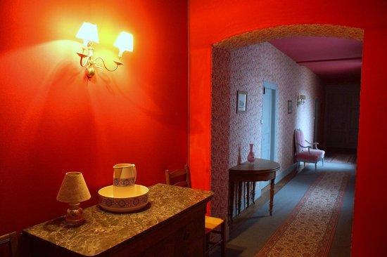 Chateau d'Alteville : couloir