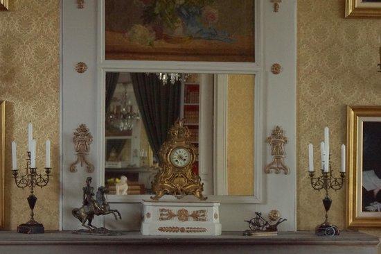 Chateau d'Alteville : salon