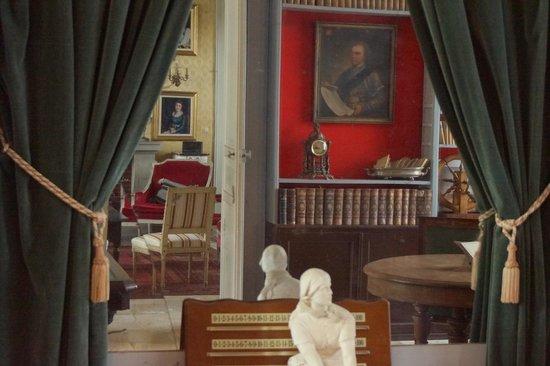Chateau d'Alteville: salon