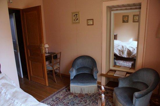 Chateau d'Alteville: chambre