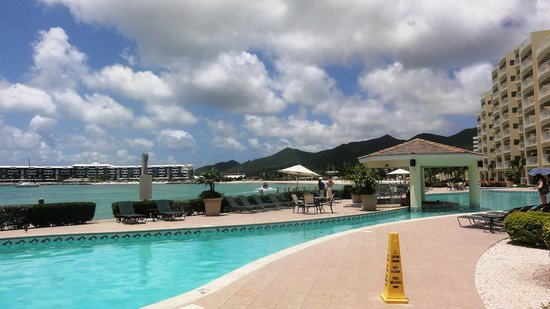 Simpson Bay Resort & Marina: BOA ESCOLHA.