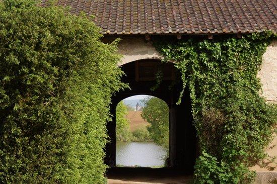 Chateau d'Alteville: vue sur Tarquimpol