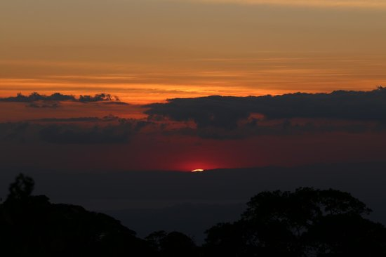 Hotel Fonda Vela: sunset