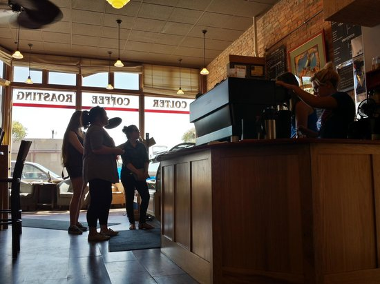 Colter Coffee House: Inside view