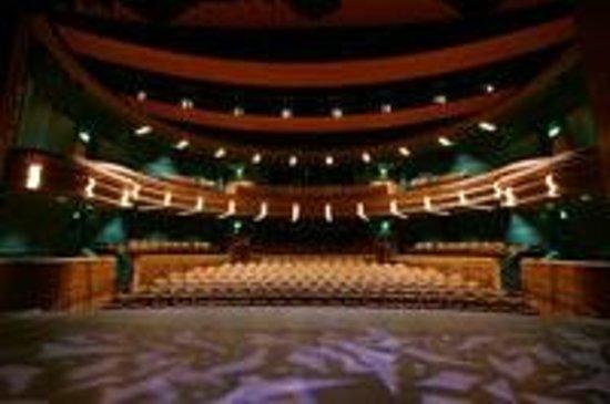 DeBartolo Performing Arts Center: Decio Mainstage Theatre