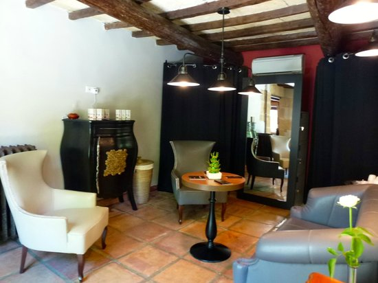 Hostellerie Le Castellas : ESPACE BIEN-ETRE