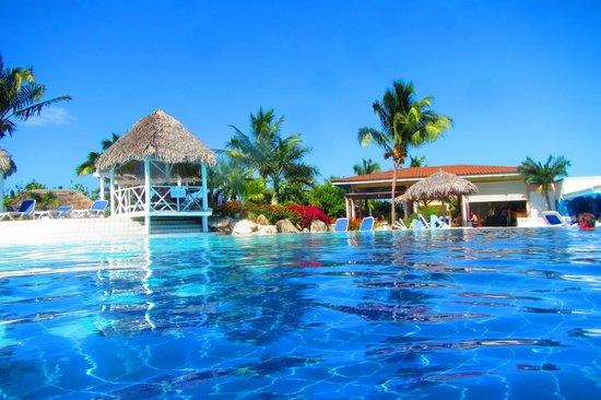 Melia Cayo Santa Maria: Pool bar