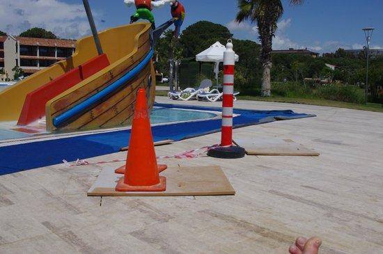 SENTIDO Zeynep Resort : baby pool