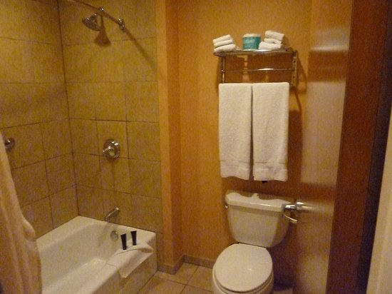 South Point Hotel, Casino and Spa: bathroom