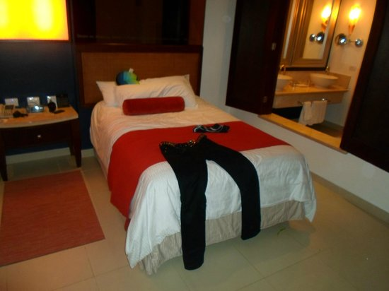 Hard Rock Hotel & Casino Punta Cana: Los sommiers