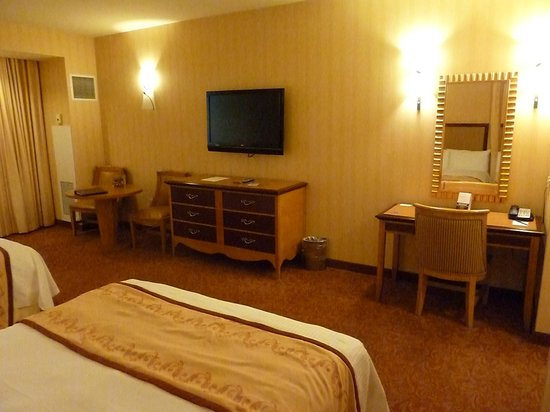 South Point Hotel, Casino and Spa: room