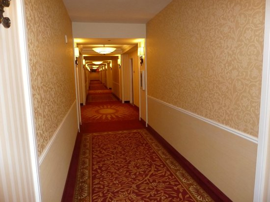 South Point Hotel, Casino and Spa: hallway