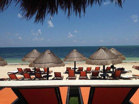 Moon Palace Cancun: Nazuc Pool Ocean View