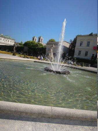 Palais et jardins de Mirabell : .