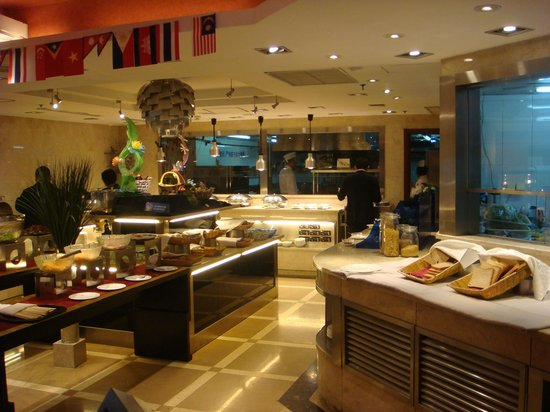 Sunworld Hotel Beijing: Breakfast