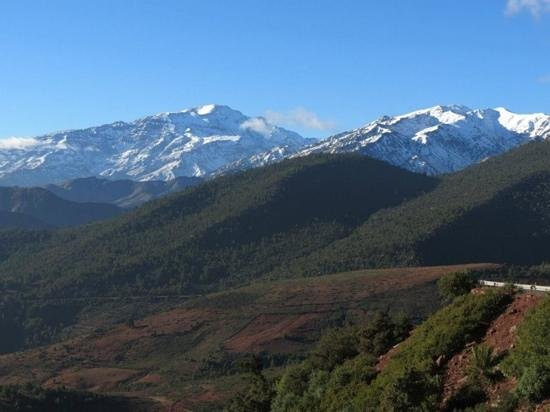 Ouarzazate Unlimited Marrakech Day Tours: High Atlas Mountains