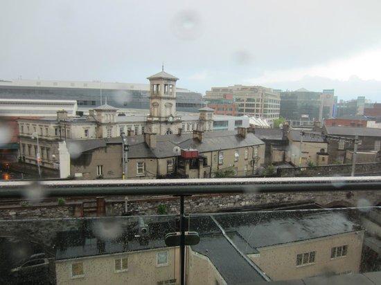 North Star Hotel: April morning in Dublin