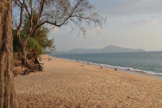 Marriott's Mai Khao Beach - Phuket : Пляж