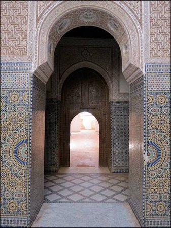 Ouarzazate Unlimited Marrakech Day Tours: Telouet (inside)