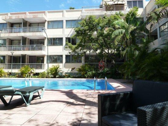 Hotel Colon Rambla: The pool