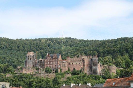 Schloss Heidelberg: Heidelberg's castle
