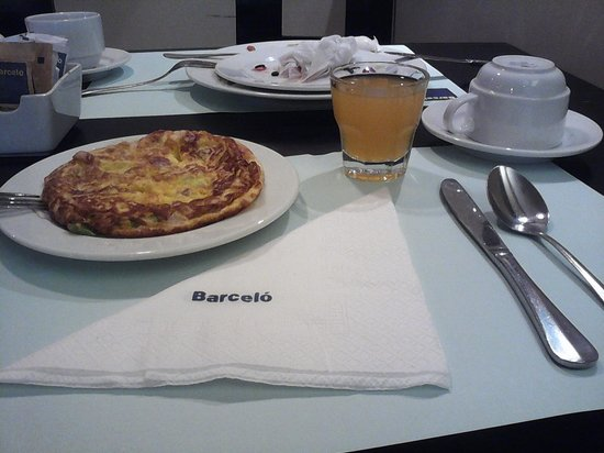 Barcelo Cairo Pyramids : Breakfast at Barcelo
