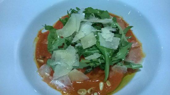 Savoro Restaurant with Rooms: Spinach & Ricotta Ravioli at Savoro