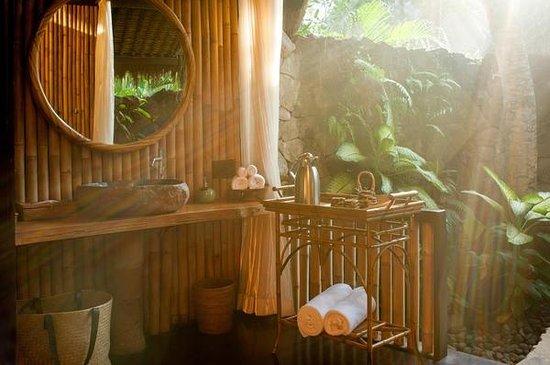 Fivelements Bali Retreat : Bathroom ( Apah, Bayu, Akasa & Bidadari)