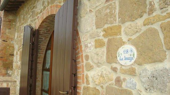 La Chiusa: La Terrazza suite.