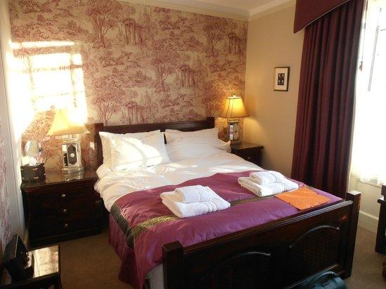 The Pembroke Arms Hotel : Chambre