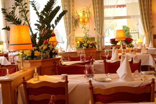 Parkhotel Luisenbad: Luisenbad-Restaurant