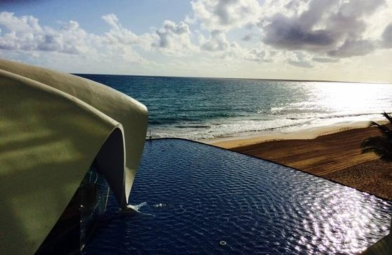 La Concha Renaissance San Juan Resort: View from Room 318