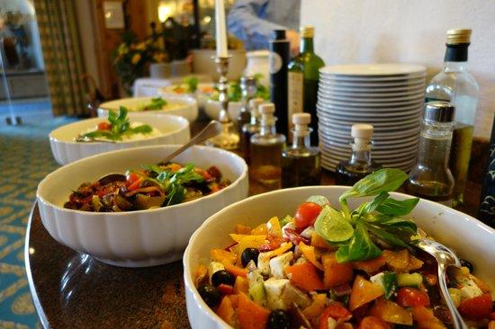 Parkhotel Luisenbad: Vorspeisenbuffet