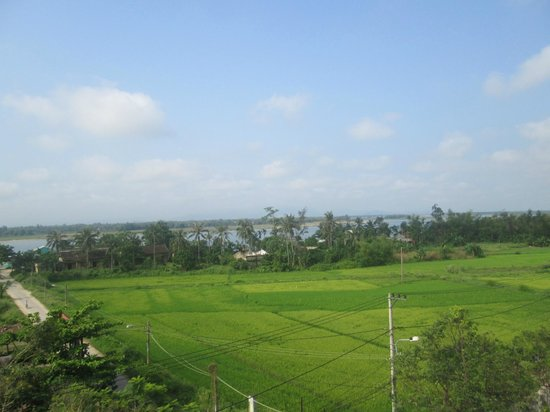 Essence Hoi An Hotel & SPA: View from block