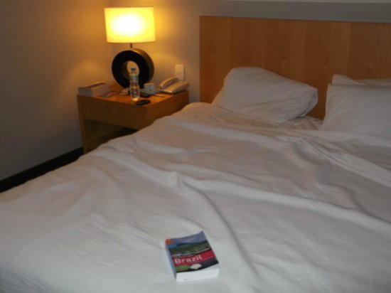 Tryp Sao Paulo Paulista Hotel: Inside the Room