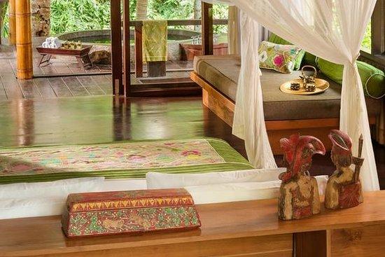 Fivelements Bali Retreat : Sleeping suite ( Apah, Bayu, Akasa & Bidadari)