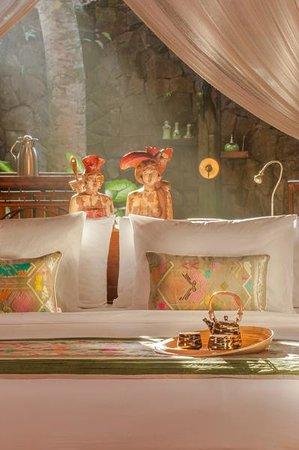 Fivelements Bali Retreat : Interiors sleeping suites