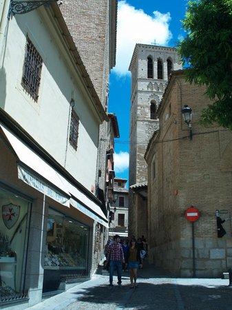 Museo del Greco: недалеко от музея