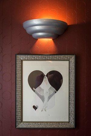 Hotel Les Jardins du Marais : Room detail