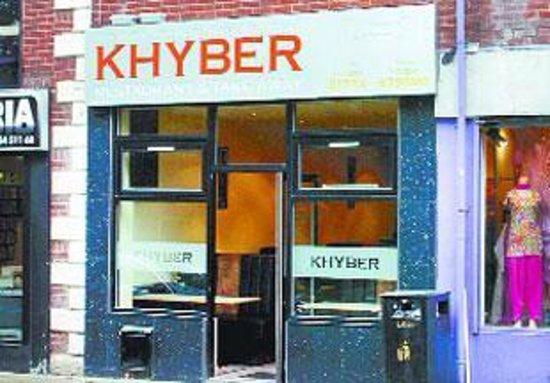 Khyber Cafe: Khyber