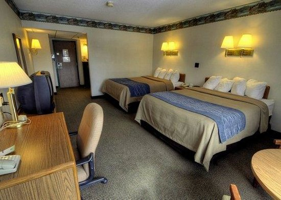 Quality Inn Lake Placid: NYNQQ