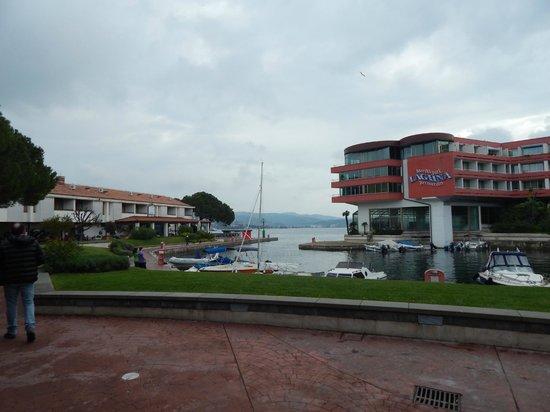 Hotel Histrion: marina