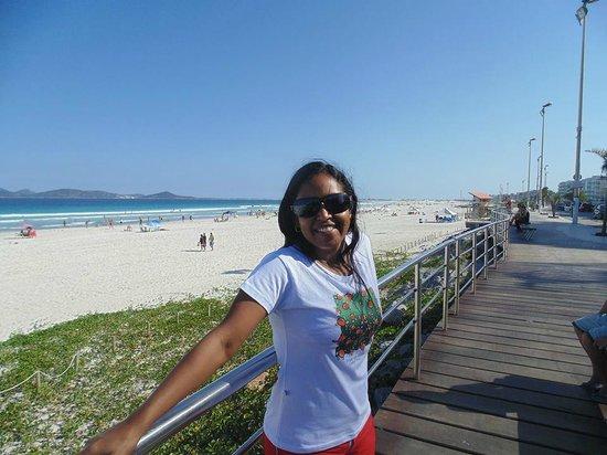 Forte Beach: Eu